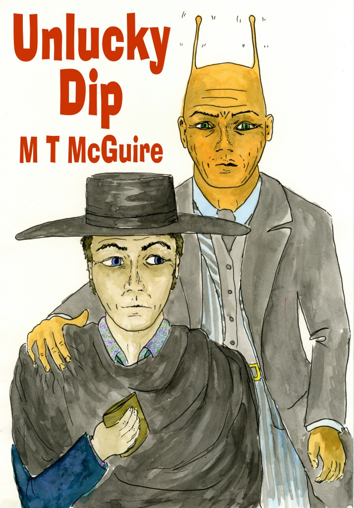 Cover of Unlucky Dip by M T McGuire
