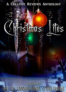 Cover of Christmas Lites charity anthology
