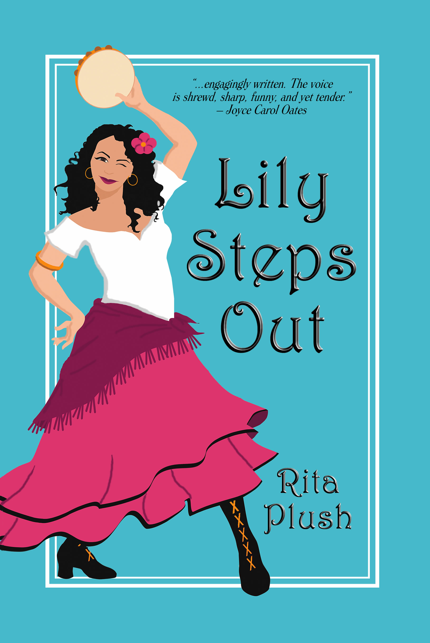 indieview with rita plush author of lily steps outthe