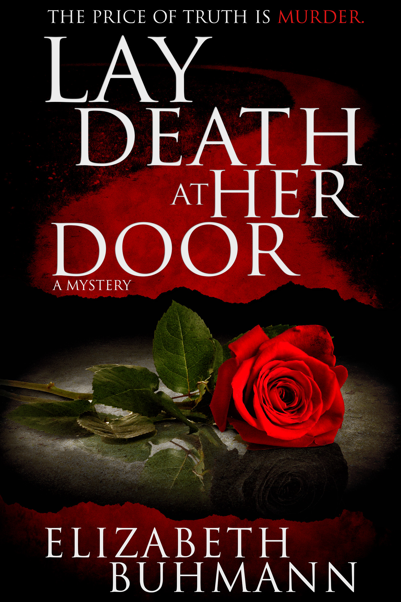 Lay Death at Her Door Promotional Copy
