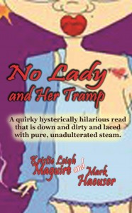 No Lady alternate cover copy