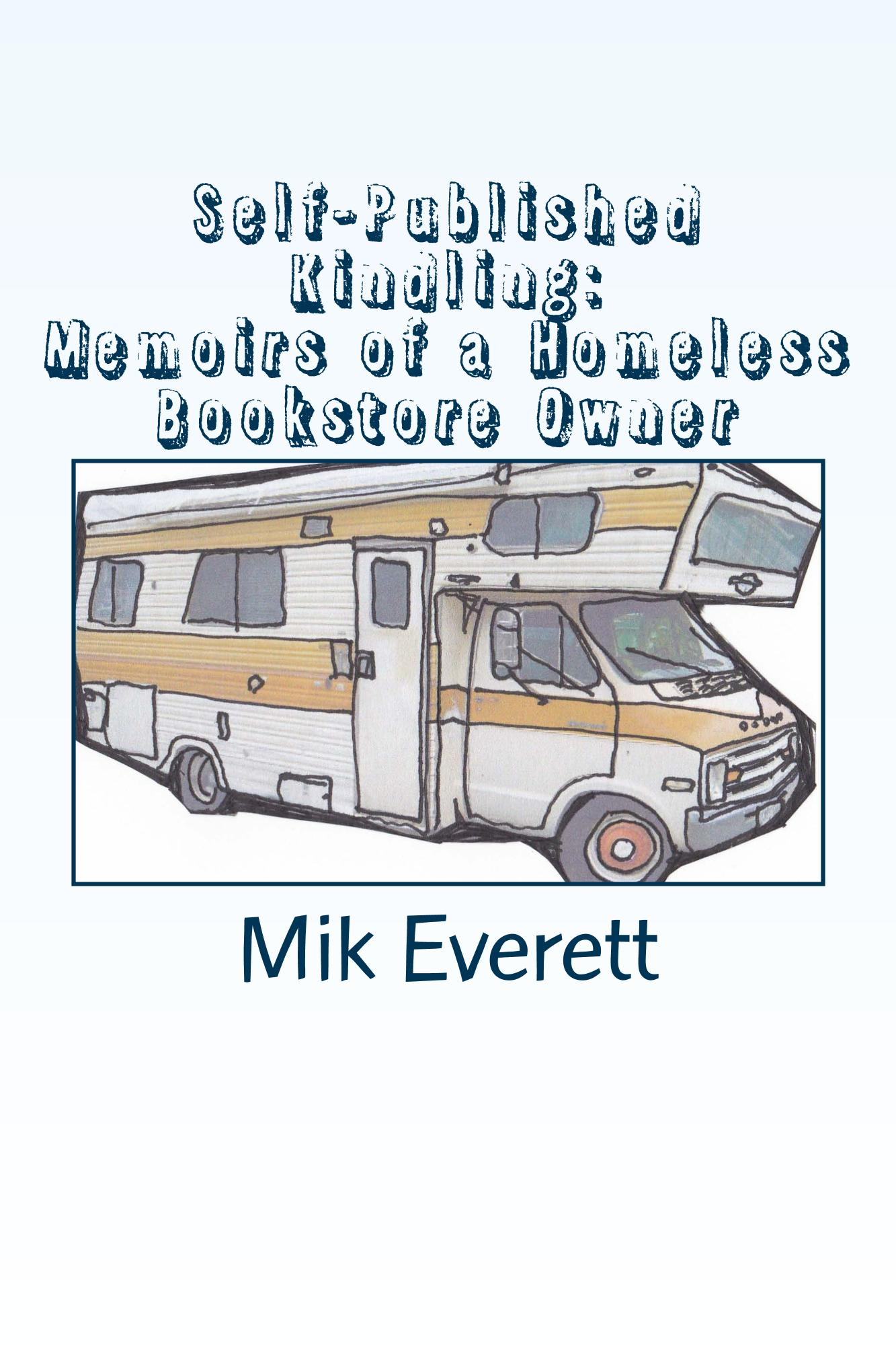 indieview with mik everett author of selfpublished