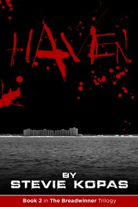 Front cover art of Haven, Book 2 in The Breadwinner Trilogy
