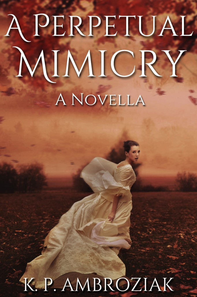 A PERPETUAL MIMICRY COMPLETED COVER