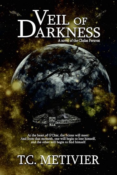 Veil of Darkness Cover for Indie View
