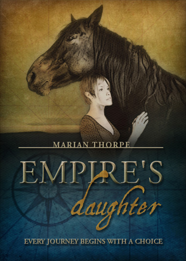 Empire's Daughter cover 380 px wide