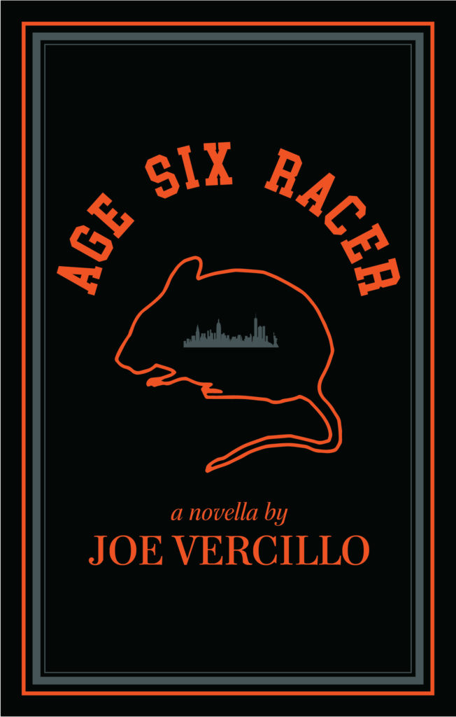 indieview with joe vercillo author of age six racer the