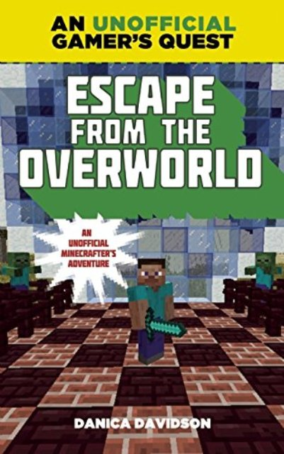 IndieView with Danica Davidson, author of Escape from the Overworld