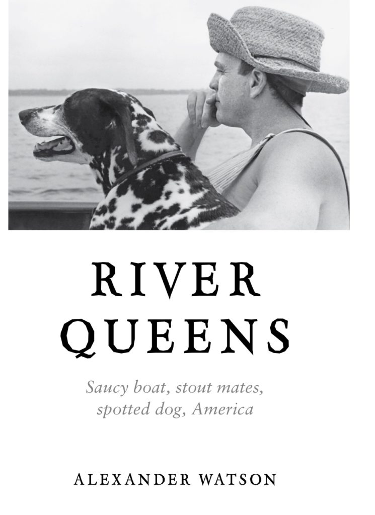 IndieView with Alexander Watson, author of River Queens